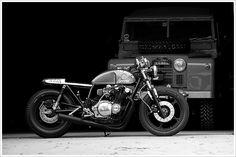 1979 Suzuki GS750 - Tin Shack Restorations - Pipeburn - Purveyors of Classic Motorcycles, Cafe Racers & Custom motorbikes
