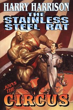 The criminal mastermind known as The Stainless Steel Rat and his wife investigate a series of interstellar bank robberies.