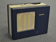 Vintage Original 1959 W.E.M./Watkins Westminster Guitar Combo Amp Made in the UK!