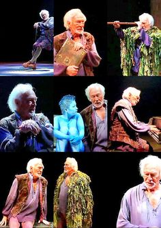 One of the most memorable performances I have witnessed.  Christopher Plummer as Prospero in The Tempest at The 2010 Stratford Shakespeare Festival