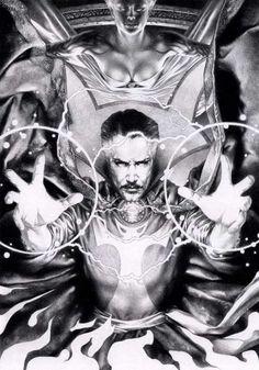 Dr. Strange by Jay Anacleto