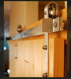How Does Barn Door Hinges Work? | Interior Barn Doors