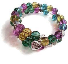 Handmade Rainbow Glass Bead Breastfeeding Bracelet, http://www.amazon.co.uk/dp/B00OO5EF0S/ref=cm_sw_r_pi_awdl_ovNbwb1SYWZCC