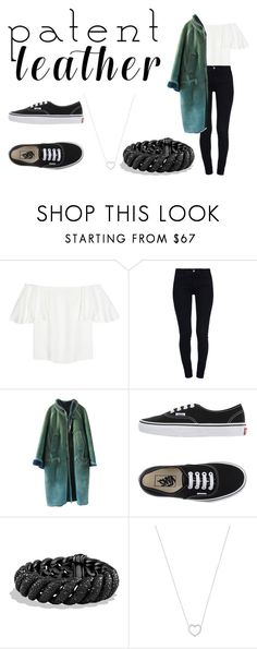 """""""Untitled #2107"""" by andreea0 ❤ liked on Polyvore featuring Valentino, STELLA McCARTNEY, Christian Dior, Vans, David Yurman and Tiffany & Co."""