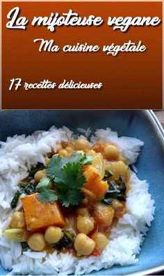 Currys, Grains, Rice, Vegan, Food, Simple Recipes, Slow Cooker, Dish, Kitchens