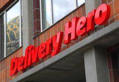 Die Bestellplattform Delivery Hero in Berlin (Quelle: imago/PEMAX)