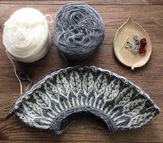Ravelry: Arboreal pattern by Jennifer Steingass Knitting Daily, Vogue Knitting, Baby Knitting, Diy Crafts Knitting, Easy Knitting Patterns, Types Of Yarn, Beaded Embroidery, Ravelry, Knit Crochet