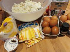 Sernik waniliowy bez spodu Dairy, Cheese, Food, Essen, Meals, Yemek, Eten
