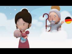Dieses Märchen lehrt uns, unsere Mütter, die uns das Leben schenken und uns das ganze Leben lang behüten und beschützen, zu achten und zu lieben.   Die Geschichte erzählt von den Befürchtungen eines Kindes vor seiner Geburt. Schließlich erklärt ihm der Herrgott, dass es immer einen Schutzengel haben wird, nämlich seine Mutter.
