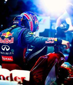 Mark Webber Fernando Alonso Singapure 2013