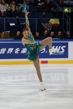 Rika Hongo(JAPAN)