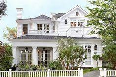 Multiple decks/porches/windows....