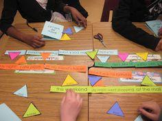 Grade 5 Teacher with Great ideas.