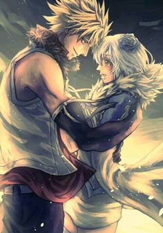 Sting and yukino>>> still not sure if I ship Sting with Yukino or Rouge more... <3