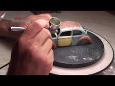 SALT CHIPPING - SCALE MODEL HOW TO GUIDE