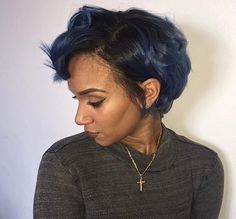 Omg wow! Love the cut and colour!