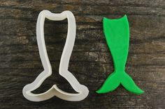 Mermaid Tail Cookie Cutter