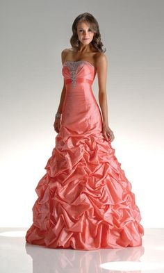 WhiteAzalea Ball Gowns: Colorful Gown Dresses Characterized by ...