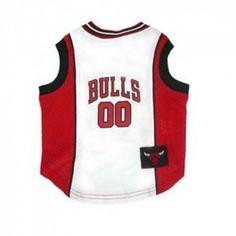 #ChicagoBulls #Dog Jersey