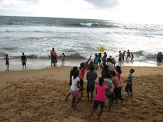 Galle Face Beach, Colombo