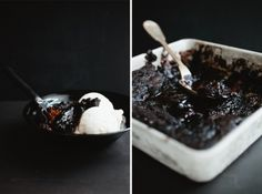hot fudge pudding. Great for winter nights
