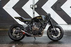 Yamaha Yard Build   Rough Crafts XSR700 'Corsa Scorcher'   CustomBike.cc