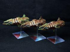Erebu Miniatures: Firestorm Armada - Marauders