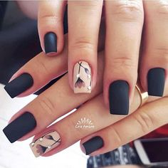 25 elegant nail designs - beauty nail designs The Effective Pictures We Offer You About nails design Elegant Nail Designs, Elegant Nails, Acrylic Nail Designs, Nail Art Designs, Nails Design, Acrylic Nails, Coffin Nails, Acrylic Spring Nails, Nagel Hacks