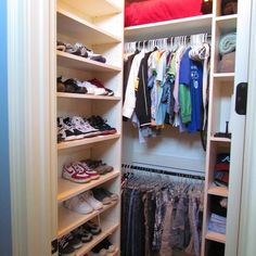 small walkin closet design pictures remodel decor and ideas page