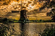 https://flic.kr/p/NhLirX | Kinderdijk Holland | en.wikipedia.org/wiki/Kinderdijk