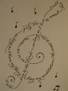 Psalm 104 by silvia good-ideas