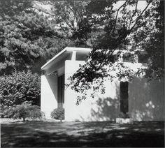 Gordon Bunshaft | Travertine House | New York, USA | 1961-1963