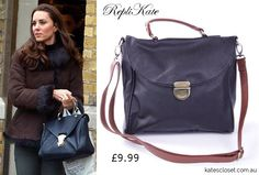 RepliKate of Mulberry Polly Push-lock bag