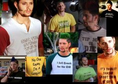 """Ten Inch Hero T-shirts..i can't pick my favorite...course they're missing the """"Orgasm Donor"""" one."""