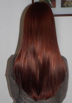 Медный цвет волос - 125 фото и выбор краски