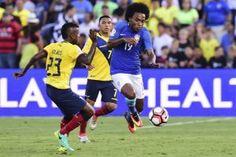 Ecuador Frustrate Brazil in Copa America Group B Match
