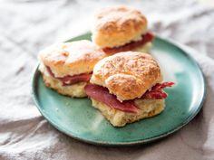 Yeast-Raised Angel Biscuits
