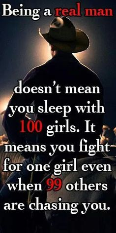 True. Sometimes you just have to give up the fight because the woman wants to sleep with 100 men while 1 is chasing and fighting for her