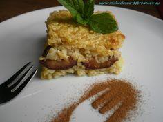 Dobrou chuť: Bulgur - sladký nákyp