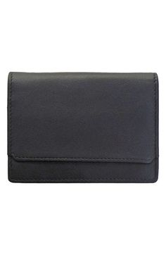 Boconi 'Grant' RFID Blocker L Fold Leather Wallet available at #Nordstrom