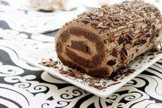 Retete Culinare - Rulada de ciocolata