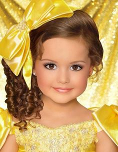 types of child beauty pageants