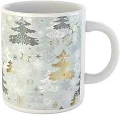 Friends Family, Gifts For Friends, Christmas Mugs, Christmas Tree, Gold Stars, Color Names, Your Best Friend, Hot Chocolate, Snowflakes