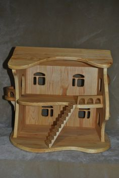 Hey, I found this really awesome Etsy listing at https://www.etsy.com/ca/listing/250399412/wooden-handmade-house-wood-doll-house