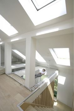 Interior for Students / Ruetemple