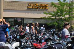 Matt Maupin Memorial  Ride 2011 Starting @ the Yellow Ribbon Support Center
