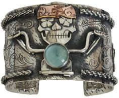 Dusty Roads, part of the Cosmic Cowboy line by Vogt Silversmiths
