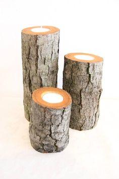 Drevený svietnik - Lzuz Vyrobený z dubového dreva + povrchová úprava lakom cena: 12,20 EUR. + poštovné