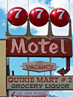 777 Motel by Vintage Roadtrip, 777 S Virginia St, Reno, NV 89501via Flickr