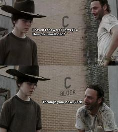 The Walking Dead jokes